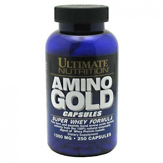 Amino 1000 Gold, Ultimate Nutrition, 250 caps