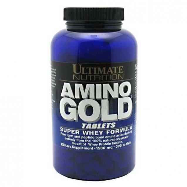 Amino 1500 Gold, Ultimate Nutrition, 325 tabl