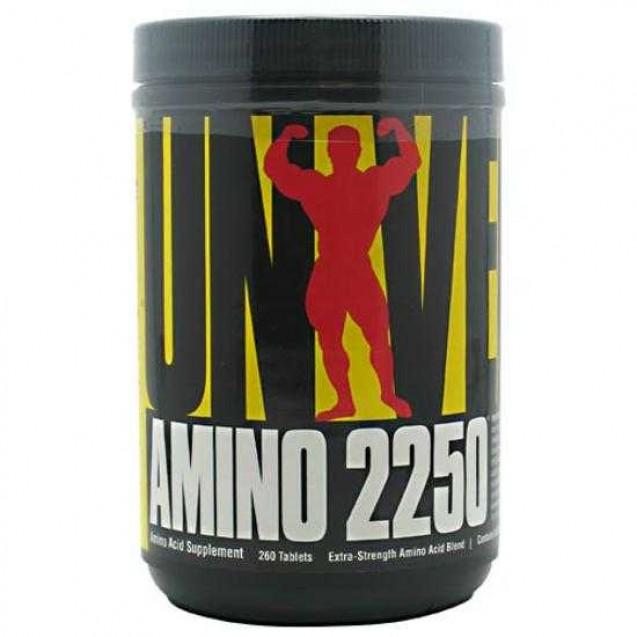 Amino 2250, Universal Nutrition, 240 tab