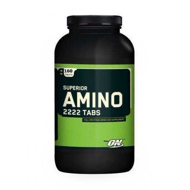 Optimum Nutrition Amino 2222 Tabs 160 таблеток