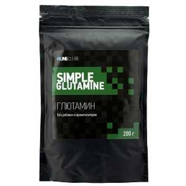 Glutamine Powder Rline 200 гр