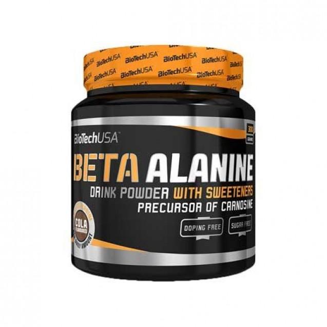 Beta Alanine BioTech USA 300 г