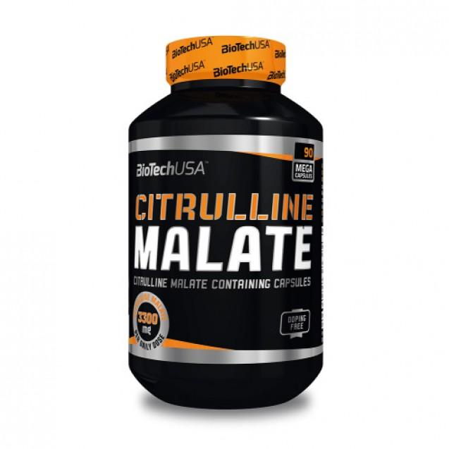 Citrulline Malate BioTech USA 90 капс