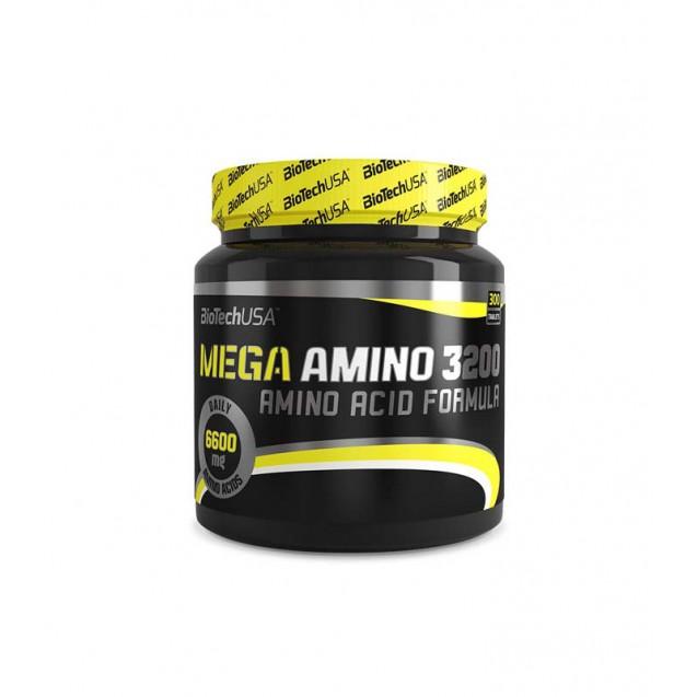 Mega Amino 3200 BioTech USA 300 таблеток