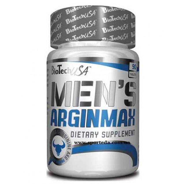 Men's Arginmax BioTech USA 90 таблеток