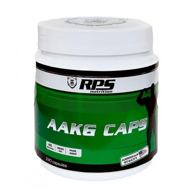 RPS AAKG CAPS, 240 капсул
