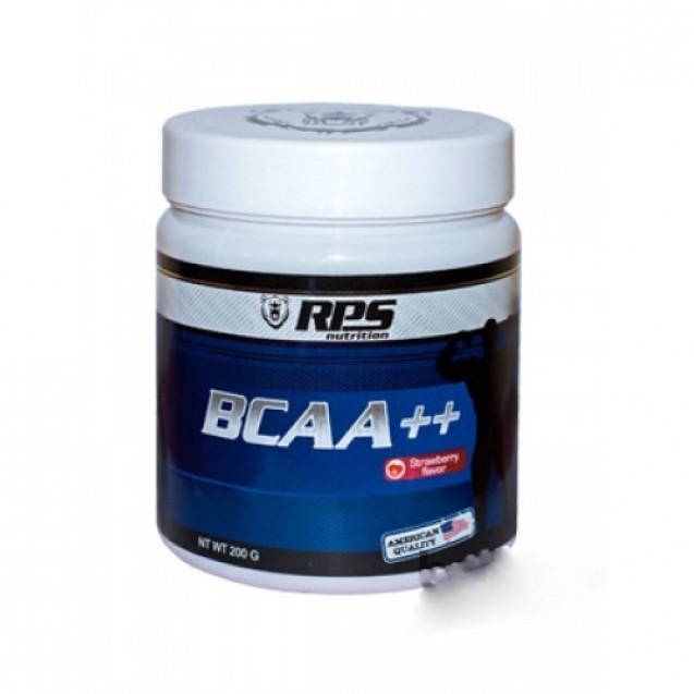 RPS BCCA++ 8:1:1, БЦАА 200 г