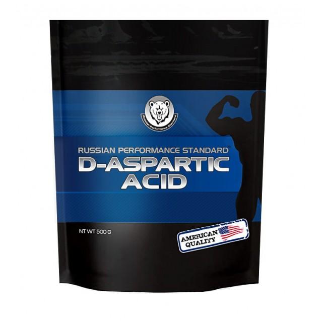RPS DAA, D-аспарагиновая кислота 500 г