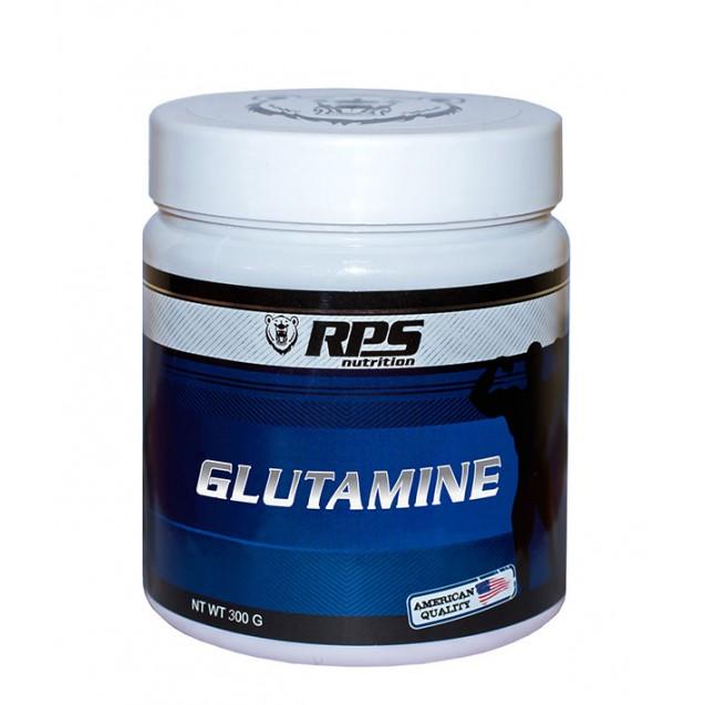 RPS Glutamine, глютамин 300 г
