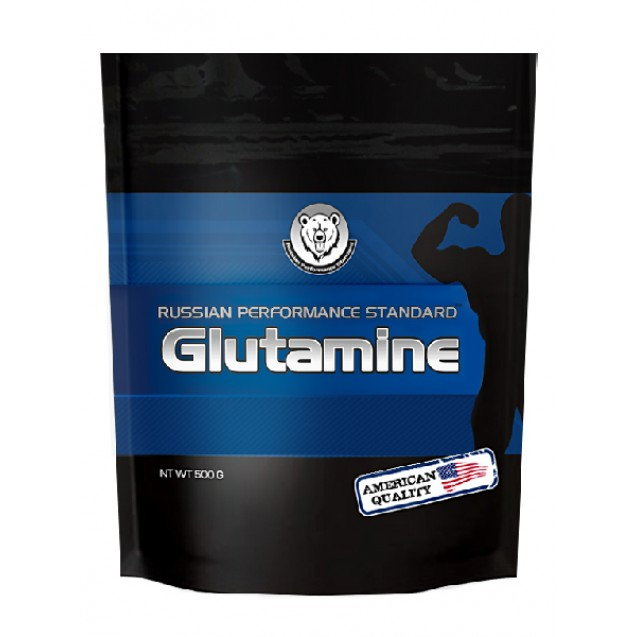 RPS Glutamine, глютамин 500 г