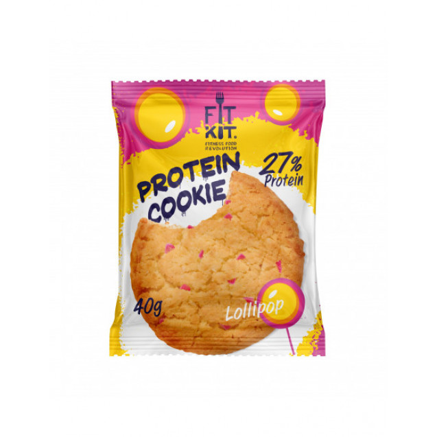 Fit Kit Protein Cookie 40 гр