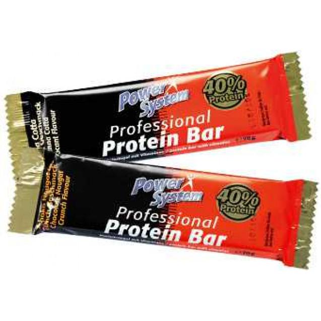 Professional Protein Bar, протеиновый батончик, производитель Power System, вес 70 гр