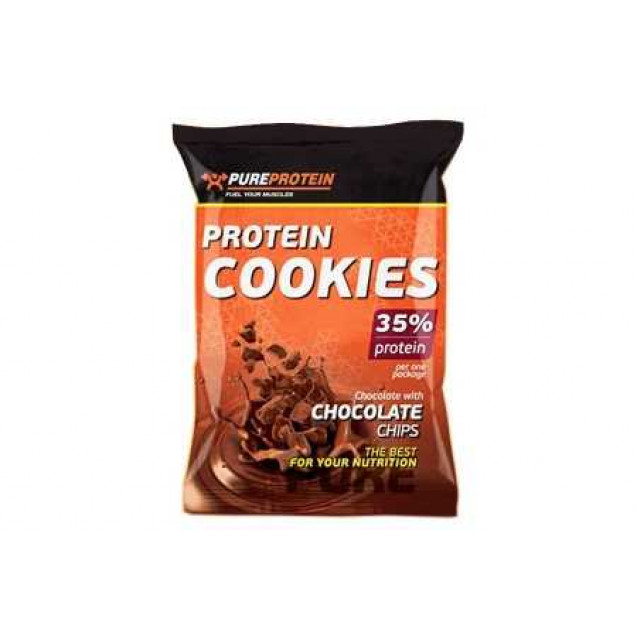 Protein Cookies 80г Pure Protein : Мультибокс