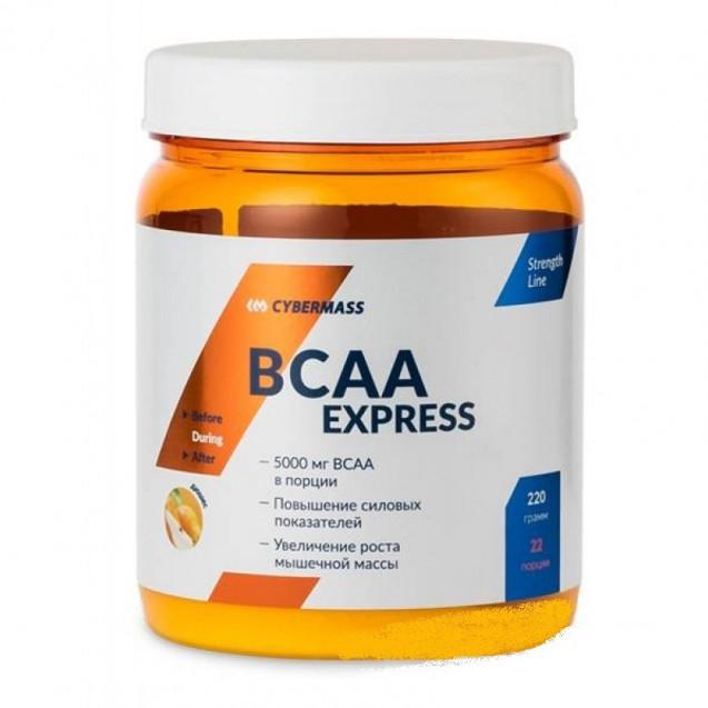 Cybermass BCAA Express 4:1:1 220 гр