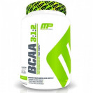 BCAA MP, аминокислоты, производитель MusclePharm, упаковка банка 240 капсул.
