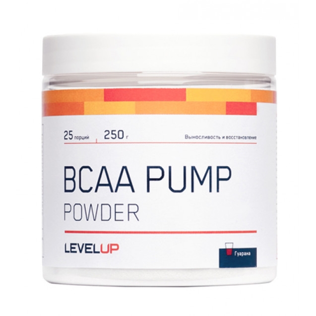 Level Up BCAA Pump 250 гр