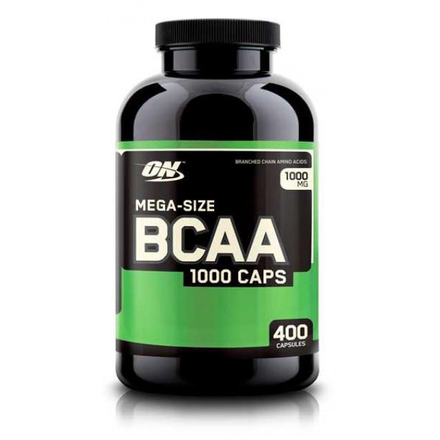 Optimum Nutrition BCAA 1000 400 капсул