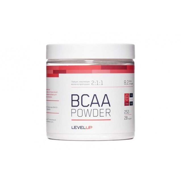 Level Up AminoBlast BCAA Powder 252 гр