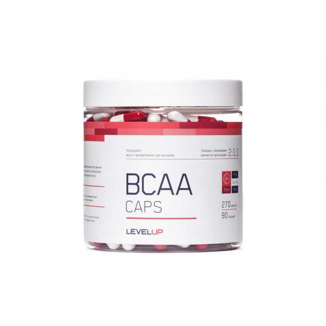 Aminoblast BCAA, Level Up, 270 caps