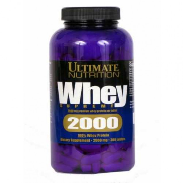 Amino 2000 Whey Supreme, Ultimate Nutrition, 300 tabl
