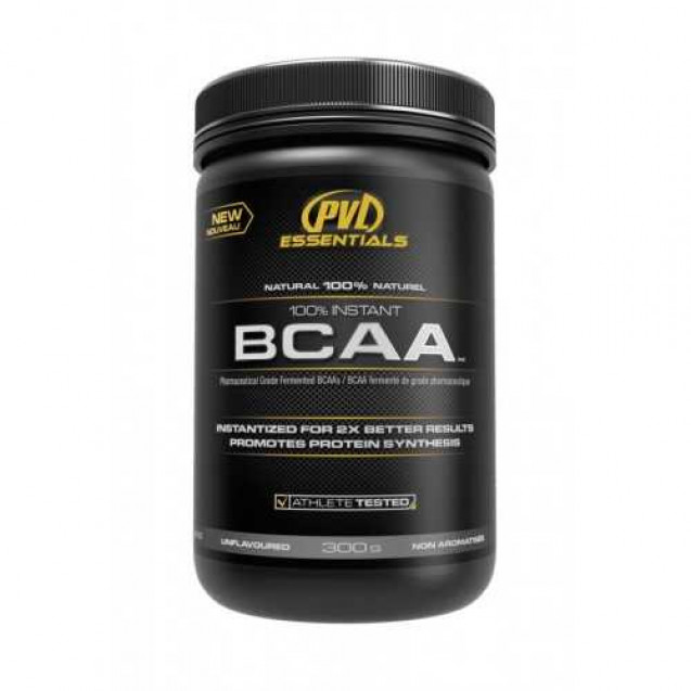 BCAA 100% Instant, Fit Foods, 300 гр