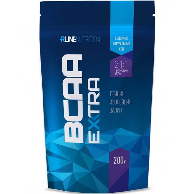 BCAA EXTRA Rline пакет 200 гр