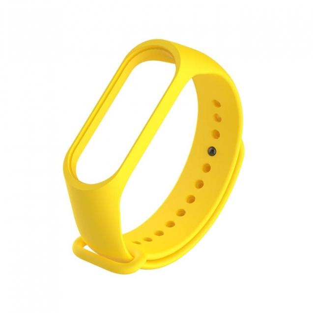 Сменный ремешок Xiaomi для Mi band 2 Yellow