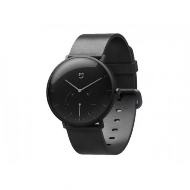 Умные часы Xiaomi Mijia Quartz Watch Black (Черные)