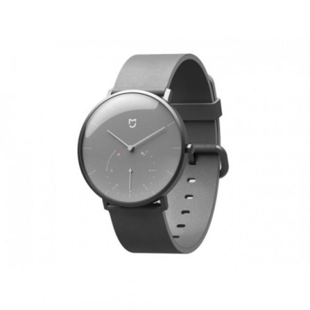 Умные часы Xiaomi Mijia Quartz Watch Grey (Серый)