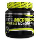100% Creatine Monohydrate BioTech USA 500 г банка