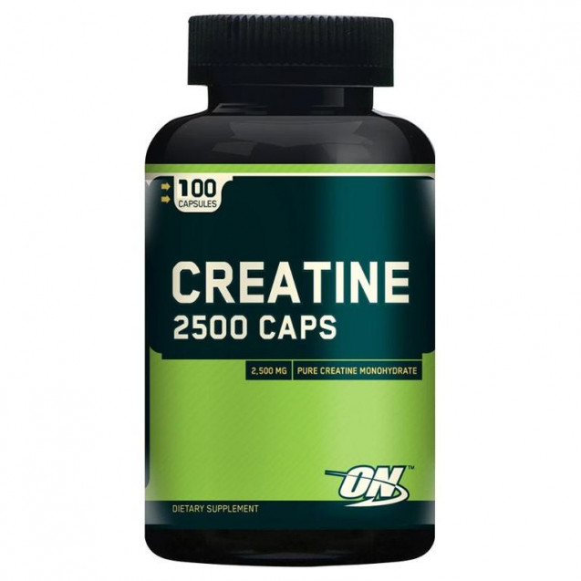 Optimum Nutrition Creatine 2500 Caps 100 капсул