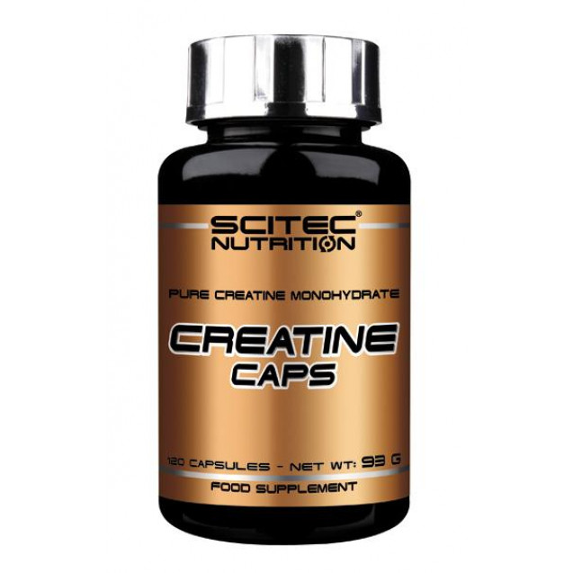 Scitec Nutrition Creatine Caps 120 капсул