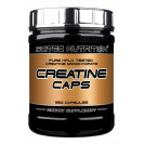 Scitec Nutrition Creatine Caps 250 капсул
