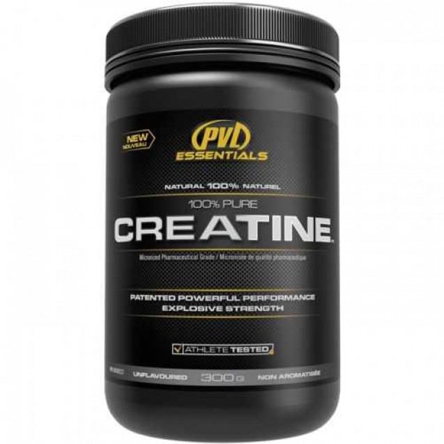 Creatine 100% Pure, Fit Foods, 300 гр