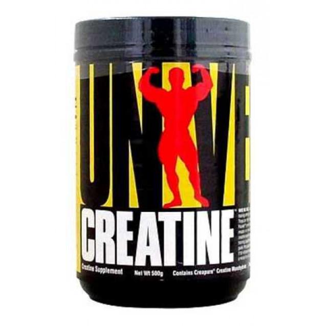 Creatine Powder креатин, производитель Universal, упаковка банка 200 гр.