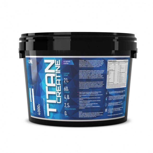 Титан креатин Rline 4000 гр