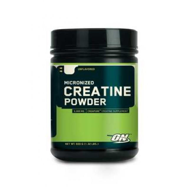 Optimum Nutrition Creatine Powder 600 гр