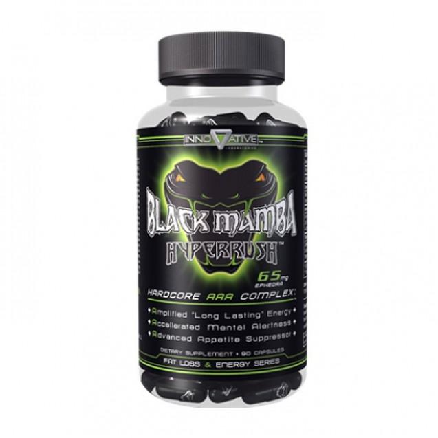Black Mamba Innovative labs, 90 капсул