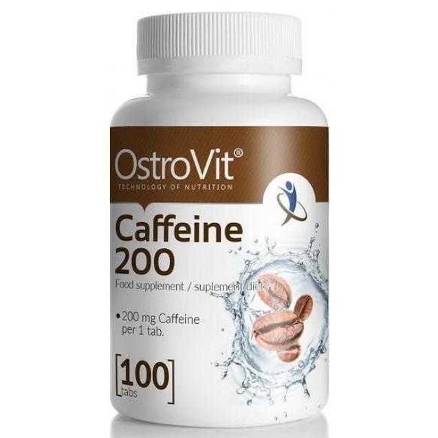 CAFFEINE, Ostrovit, 100 tabl