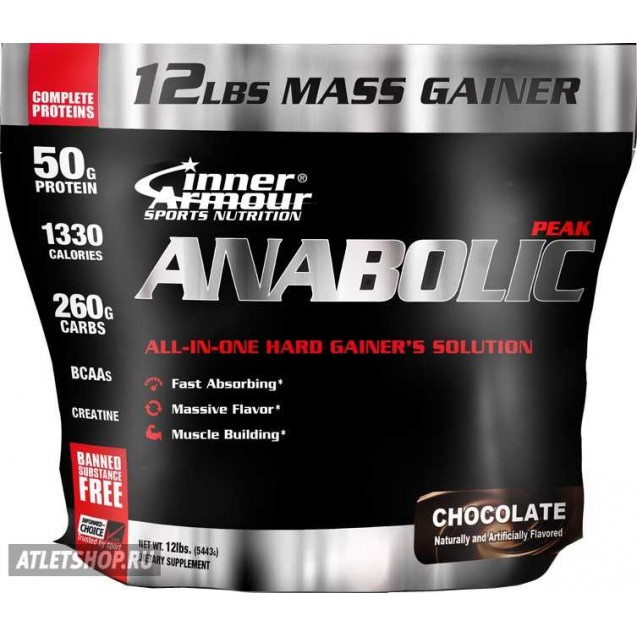 Anabolic Peak Gainer Inner Armour 5443 гр.