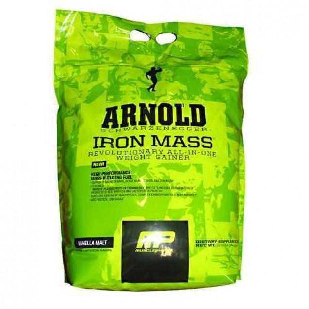 Arnold Iron Mass 4540г MusclePharm