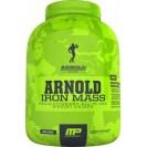 Arnold Iron Mass 5 lb (Арнольд Айрон Мас), гейнер, производитель MusclePharm, упаковка банка 2270 гр