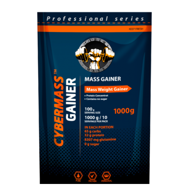 Cybermass Gainer 1000гр