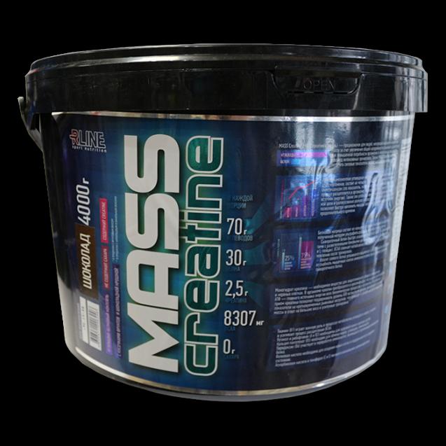 MASS creatine Мас креатин Rline 4000