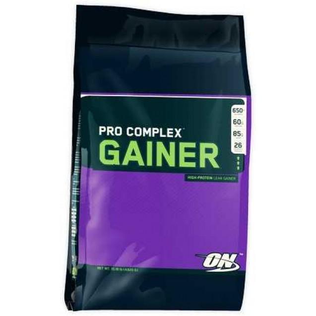 Optimum Nutrition Pro Complex Gainer 4620 гр