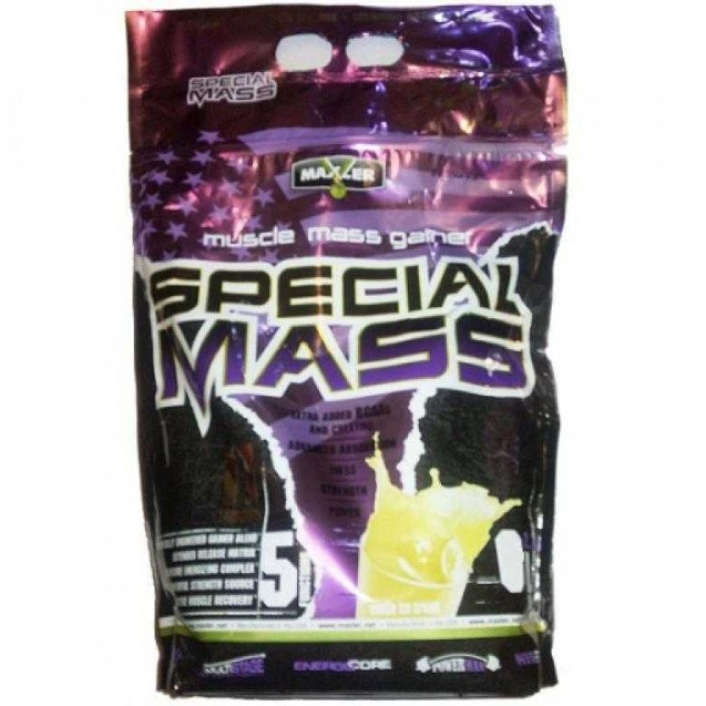 Maxler Special Mass Gainer 5450 гр