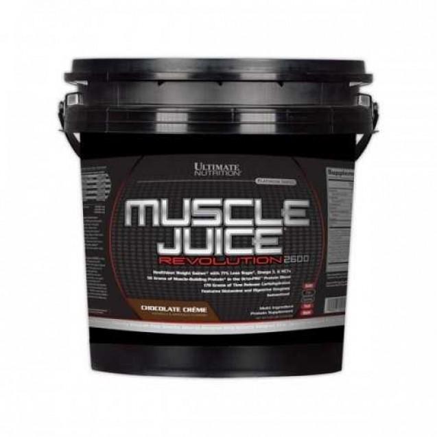 Muscle Juice Revolution 2600, Ultimate Nutrition, 2120 гр