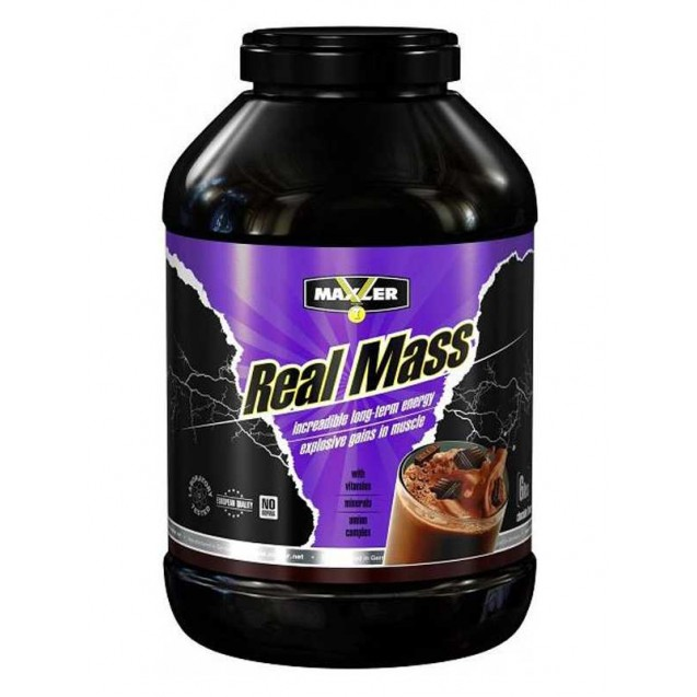 Maxler Real Mass 4540 гр