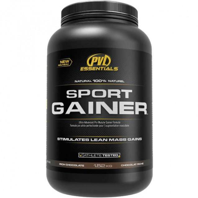 Sport Gainer, гейнер, производитель Fit Foods, упаковка банка 1520 гр