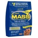 UP Your Mass 10 lb, ап ер масс гейнер, производитель MHP, упаковка пакет 4536р
